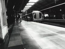 метро Стоковые Фотографии RF