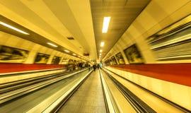 метро istanbul Стоковые Изображения