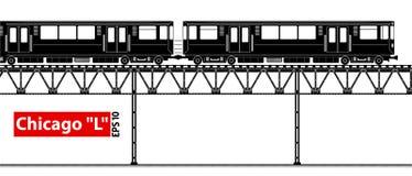 Метро overground высокоскоростное Переход города экологический Большое количество пассажиров Стоковое Изображение RF