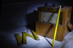 Метр вольта Стоковое фото RF