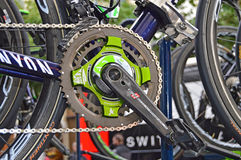 Метр силы Nairo Quintana на его велосипеде гонки стоковое фото rf