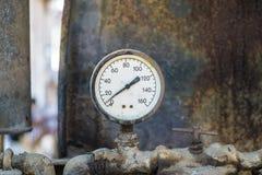 Метр температуры стоковые фотографии rf