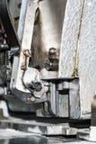 Механизм бумажной швейной машины Стоковые Изображения RF