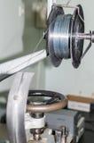 Механизм бумажной швейной машины Стоковое Фото