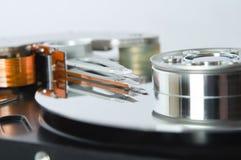 механизм диска трудный открытый Стоковые Фото