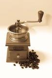 механизм настройки радиопеленгатора Стоковая Фотография