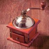 Механизм настройки радиопеленгатора и кофейные зерна Стоковое Изображение RF