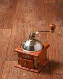 Механизм настройки радиопеленгатора и кофейные зерна Стоковое фото RF