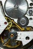 механизм часов стоковая фотография rf