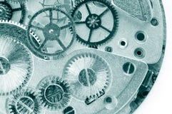 механизм шестерен старый Стоковые Фотографии RF