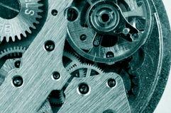 механизм шестерен старый Стоковые Изображения RF