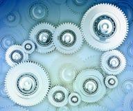 Механизм шестерни Стоковое Изображение RF