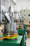 Механизм для делать заплетение металла Стоковая Фотография