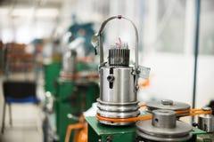 Механизм для делать заплетение металла Стоковая Фотография RF
