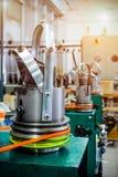 Механизм для делать заплетение металла Стоковые Фотографии RF