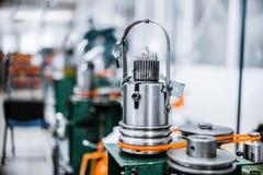 Механизм для делать заплетение металла Стоковое Изображение RF