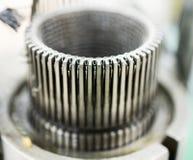 Механизм для делать заплетение металла Стоковые Изображения RF