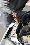 механик автомобиля Стоковое Изображение RF