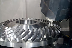 механический инструмент cnc стоковые фото