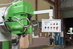 Механически вертикальная филировальная машина Стоковые Фотографии RF