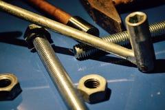 механически инструменты Стоковые Изображения