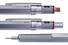 механически карандаш стоковое изображение rf