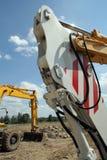 механически лопаткоулавливатели частей Стоковая Фотография