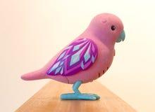 Механически птица для детей Стоковое фото RF