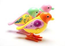 Механически clockwork ` s детей птицы Стоковая Фотография RF