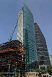 Мехико под конструкцией Стоковые Фотографии RF