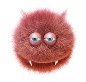 Меховой смешной дьявол бесплатная иллюстрация