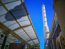 Мечеть Аделаиды самая старая мечеть крупного города в Австралии стоковое изображение