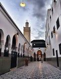 Мечеть входит в Стоковое Фото
