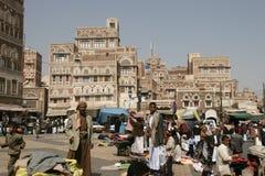Мечеть в Иемене Стоковые Фотографии RF