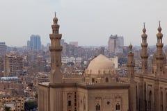Мечеть в Каире, Египете Стоковое Фото