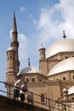 Мечеть в Каире Стоковые Изображения