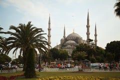 Мечеть в Стамбуле назвала Hagia Sophia Стоковая Фотография