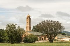 Мечеть в Bergville Стоковые Изображения RF