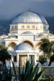 Мечеть в Kyrenia в турецкой республике северного Кипра стоковые изображения