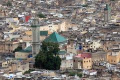 Мечеть в medina Fes Стоковое Изображение