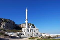 Мечеть Гибралтара Стоковые Фотографии RF