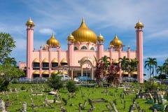 Мечеть города Kuching стоковое изображение