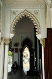Мечеть a Захира K Masjid Захир в Kedah Стоковое Изображение