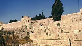 Мечеть Иерусалим al-Aqsa сток-видео