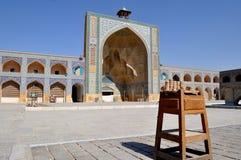 мечеть Ирана Стоковые Изображения RF