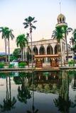 Мечеть ислама Бангкока, Таиланда Стоковое Фото