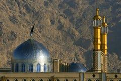 Мечеть и семинар в Kermanshah Стоковое фото RF