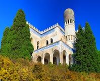 мечеть Крыма губит semeiz стоковые изображения rf