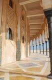 мечеть Марокко корридора Стоковое Изображение