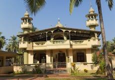 Мечеть на Ponda, Goa, Индии стоковое фото